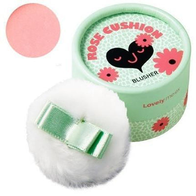 THE FACE SHOP, Lovely ME:EX Pastel Cushion Blusher
