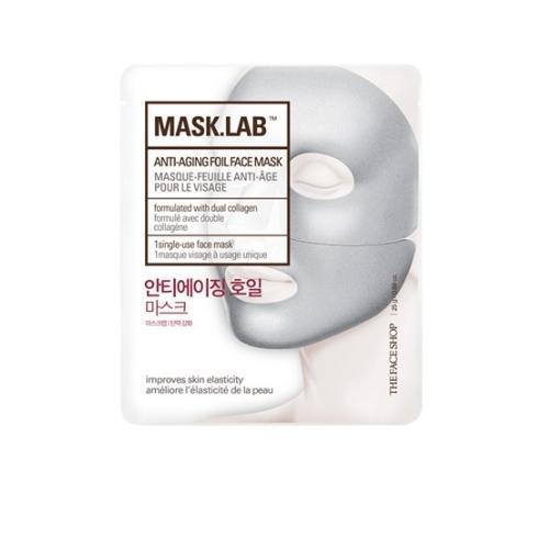 THE FACE SHOP MASK.LAB Anti-Aging Foil Face Mask