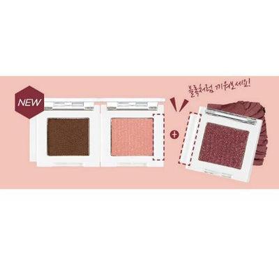 THE FACE SHOP Mono Cube Eyeshadow Matt