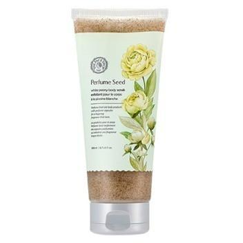 THE FACE SHOP PERFUME SEED White Peony Body Scrub