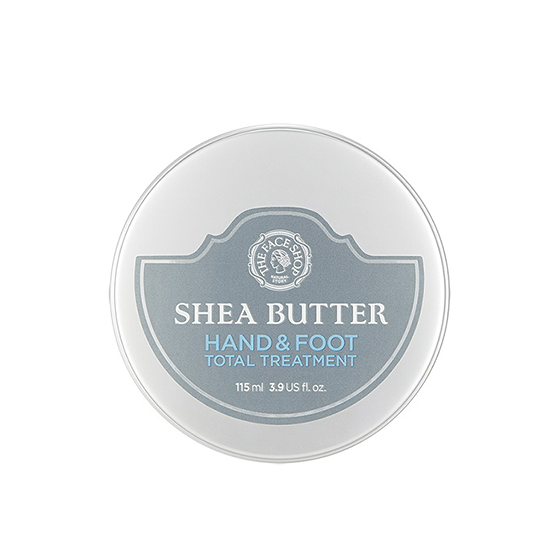 THE FACE SHOP Shea Butter Hand and Foot Total Treatment