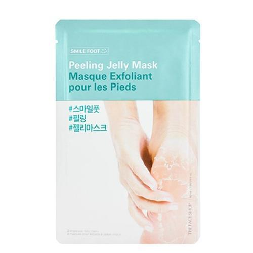 THE FACE SHOP Smile Foot Peeling Jelly Mask