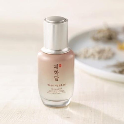 THE FACE SHOP YEHWADAM HEAVEN GRADE GINSENG Regenerating Oil Ampoule