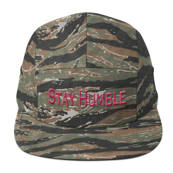 Stay Humble Camper Cap