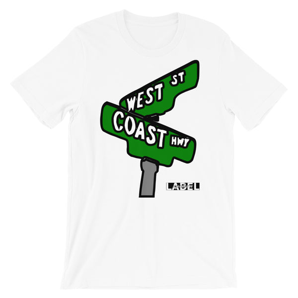 West Coast, the Best Coast Tee