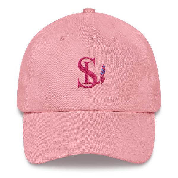 Logo Strapback Dad Hat