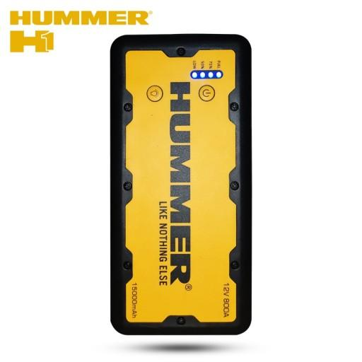 Hummer 15,000 mAh, 800A H1: Military Grade Power Bank Jump Starter