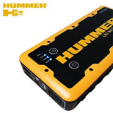 Hummer 12,000 mAh, 600A H2: Military Grade Power Bank Jump Starter