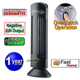 Ionmax - ION401 Tower Ionic Air Purifier (Silver/Black)