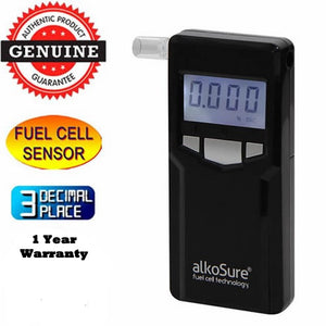 Alkosure - Optima F16 Personal Fuel Cell Breathalyser