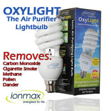 IONMAX OXYLIGHT - Air Purifier Energy Saving Light Bulb ION125