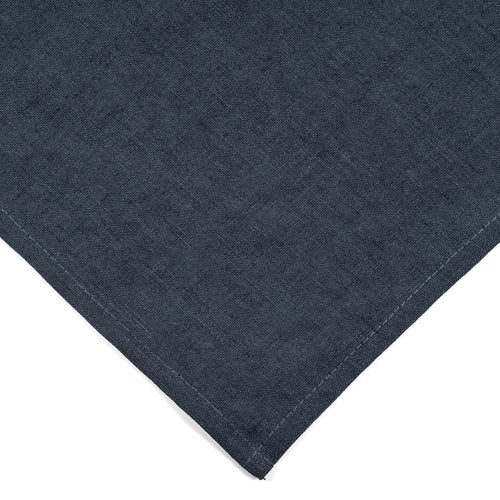 Slate Grey Linen Napkins - Set of 8