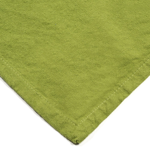 Garden Green Cotton Cloth Napkins {Set of 6}