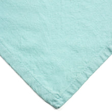 Icy Turquoise Cotton Cloth Napkins {Set of 6}