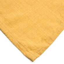 Straw Yellow Cloth Napkins {Set of 6}
