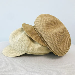 Summer Women Straw Hats  - Zaida Fashions