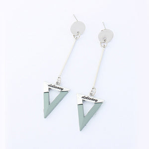 Trendy Long Delicacy Earrings  - Zaida Fashions