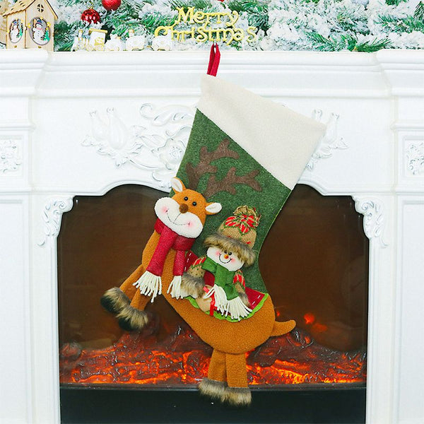 Christmas Stockings 24x46cm