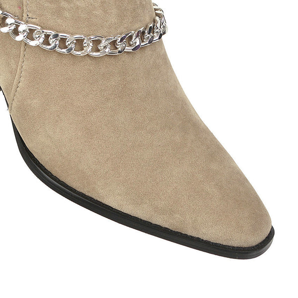 Winter Ankle Boots Size  3 to 12  - Zaida Fashions