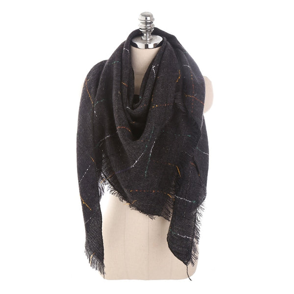 Warm Winter Scarves