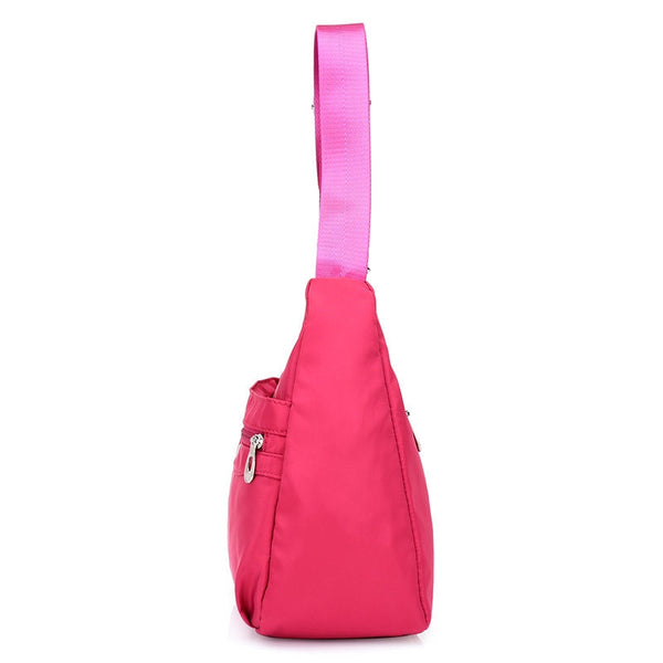 Canvas Casual Crossbody Bags  - Zaida Fashions