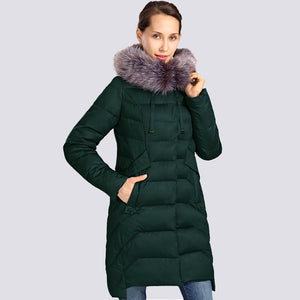 Winter Jacket Plus Size Outwear M to XXL