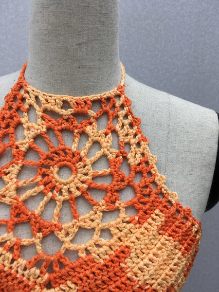 Summer Crochet Crop Tops  - Zaida Fashions