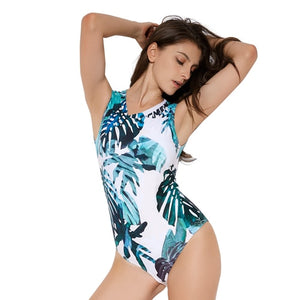 One Piece Swimsuit S - XXL  - Zaida Fashions