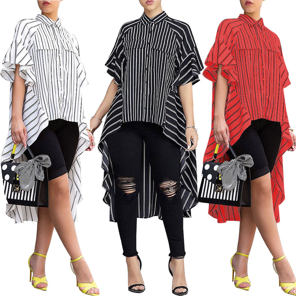 f497afcd2e0cd5 Trendy Long Blouses For Women -  29.90