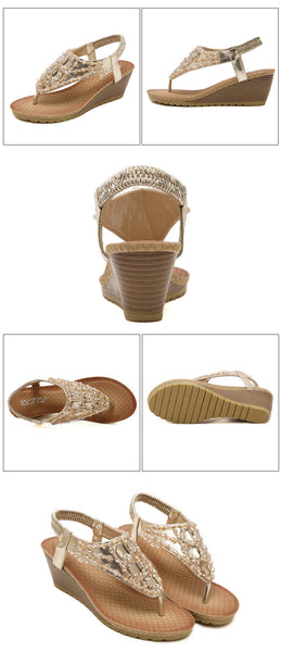 Women High Heel Sandals  - Zaida Fashions