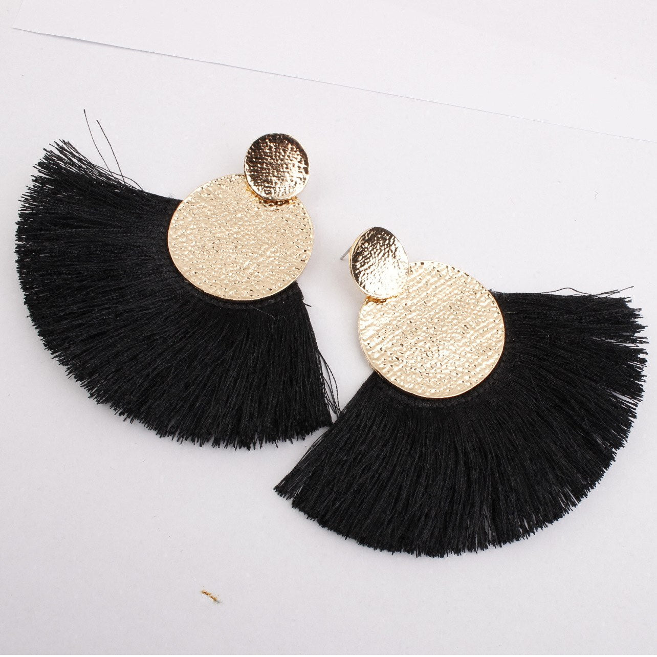 Dangle Tassel Earrings  - Zaida Fashions