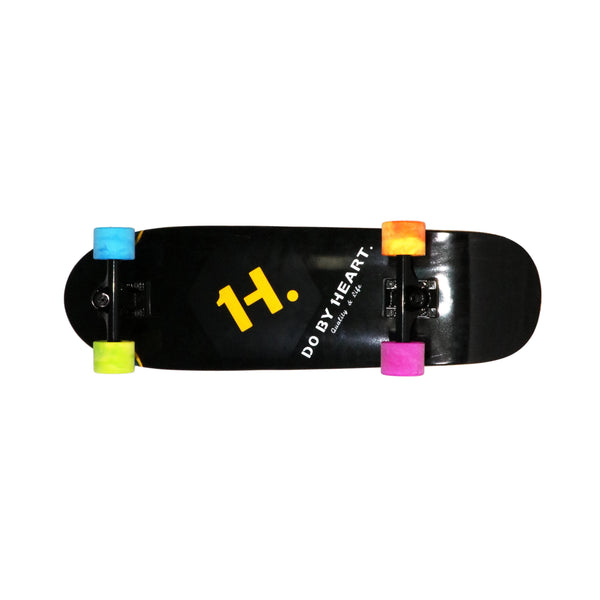 None power Skateboard | H. DO BY HEART. Quality &Life