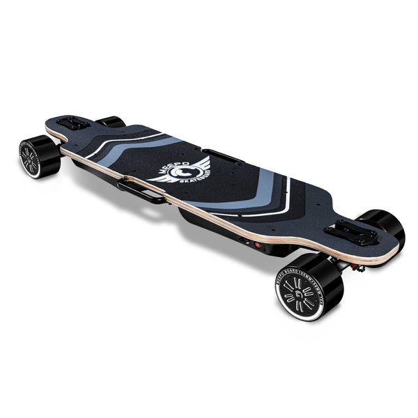 Meepo Board All Wheel Drive Electric Skateboard - Best Skateboard for Heavy Riders and Hills