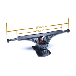 265 mm Shredder Wheels Truck