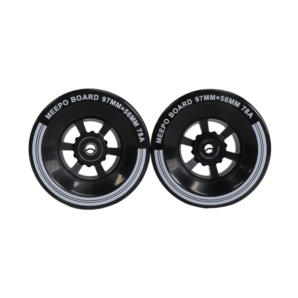 Pair of 97 mm Wheel(2pcs)