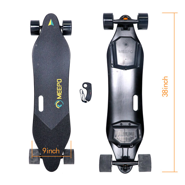 "38"" Meepo V2 Plus (97mm wheels)"