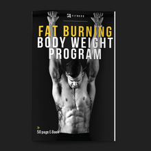 SQ FITNESS E-BOOK: FAT BURNING BODY WEIGHT PROGRAM
