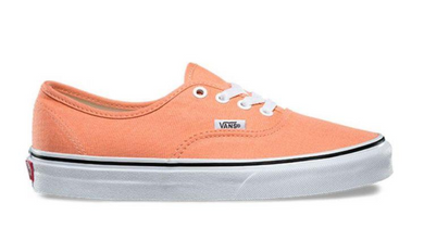 AUTHENTIC - PEACH PINK / WHT