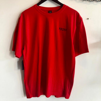 BLOOD RED T-SHIRT