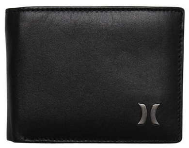 THE ICON WALLET - BLK/BLK