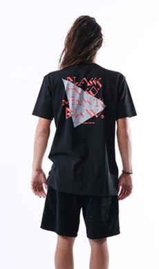 PLACES TO GO T-SHIRT - BLK