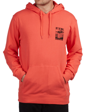 STACKED UP PULLOVER HOOD