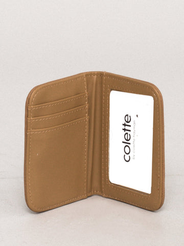 Caramel Est Credit Card Purse