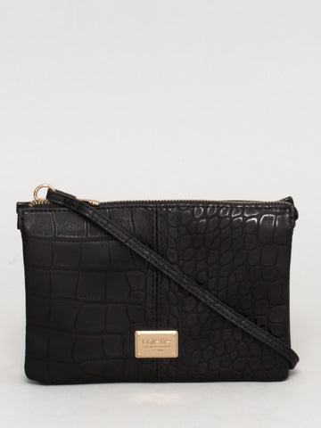 Triple Pocket Crossbody