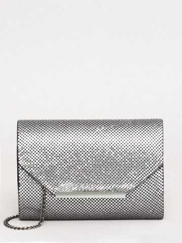 Ada Chainmail Clutch