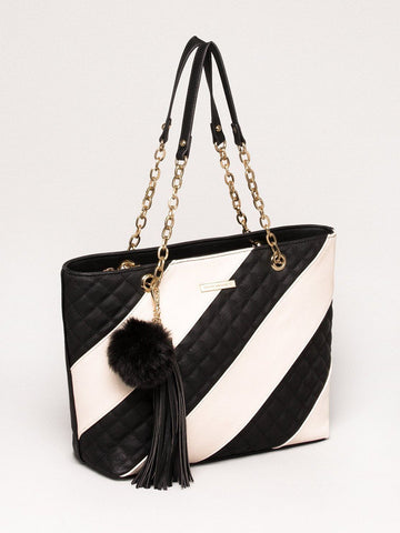 Milly Panel Tote