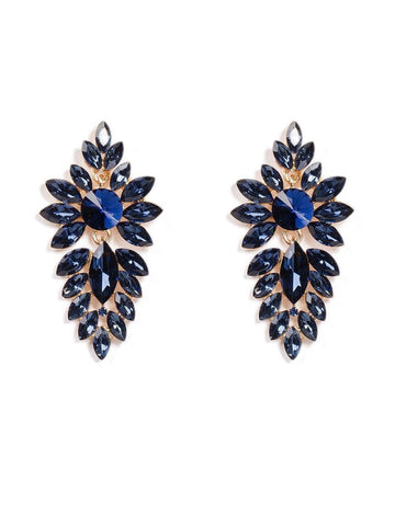 Flower Deco Earrings
