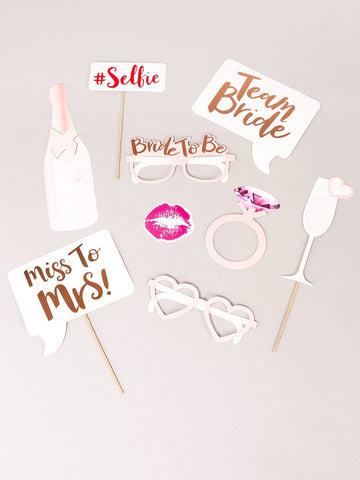 Wedding Photo Booth  Pack