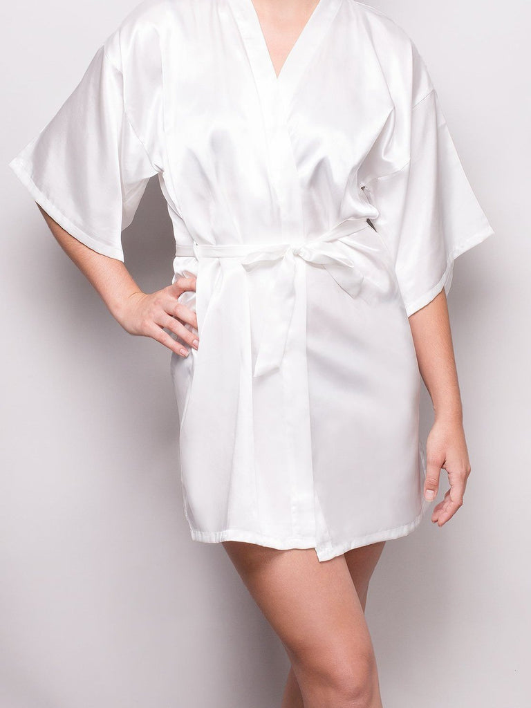Bridal Party Robe - Bride S/M