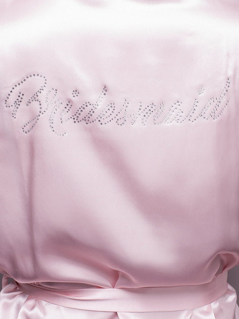 Bridal Party Robe - Bridesmaid M/L